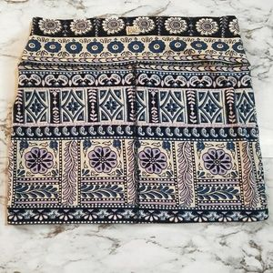 Billabong pencil mini skirt